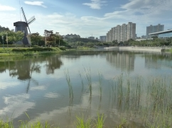 Ulsan: the Grand Park.