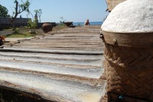 saltproduksjon...