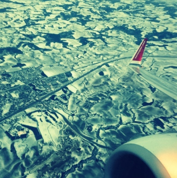 Goodbye Norway!