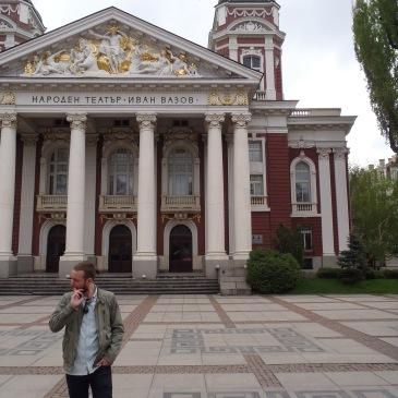 Sofia teater.