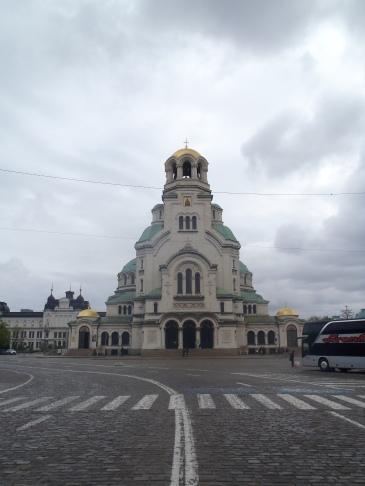 Alexander Nevski-kirken.