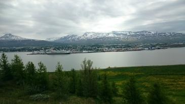 Akureyri. Photo: Synnøve Fallmyr