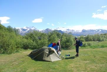 Vatnajökull national park. Photo: Siso Castro Larsen.
