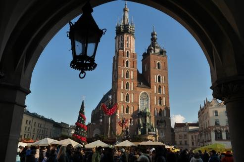 En førjulstur til Krakow, Polen, kan funke vel så bra som en tur til Roma!