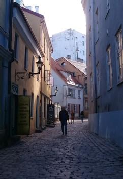 Old Town of Tallinn.