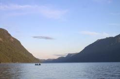 Tinnsjøen in Telemark.