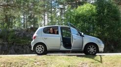 Little car, big adventure!