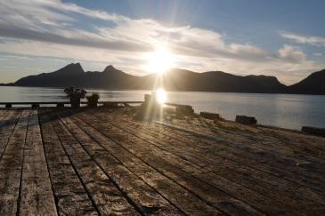 Vassdalsvik Sea Lodge.