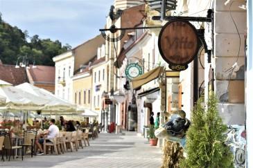 Markedsplassen i Gamlebyen.