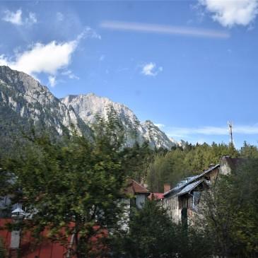 Brasov ligger i vakre Transylvania - et flott fjellområde!